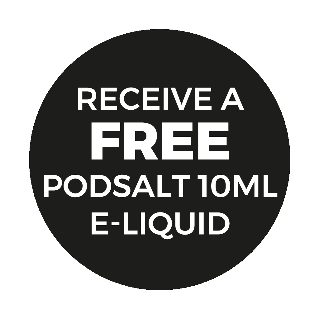 Smok RPM40 Pod Mod 40W Kit  and FREE Podsalt