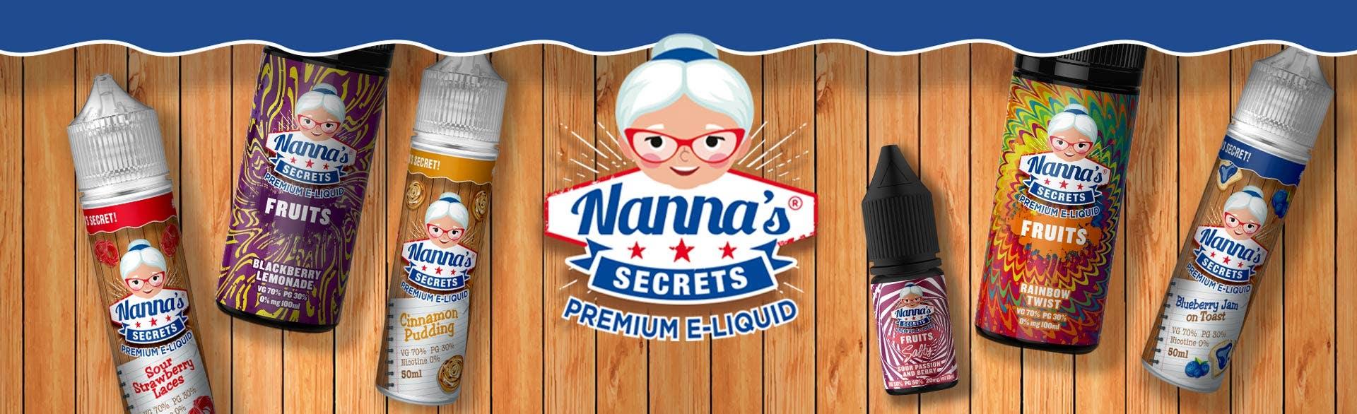 Nanna's Secrets