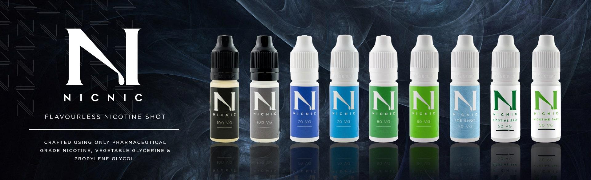 Nicotine Shots