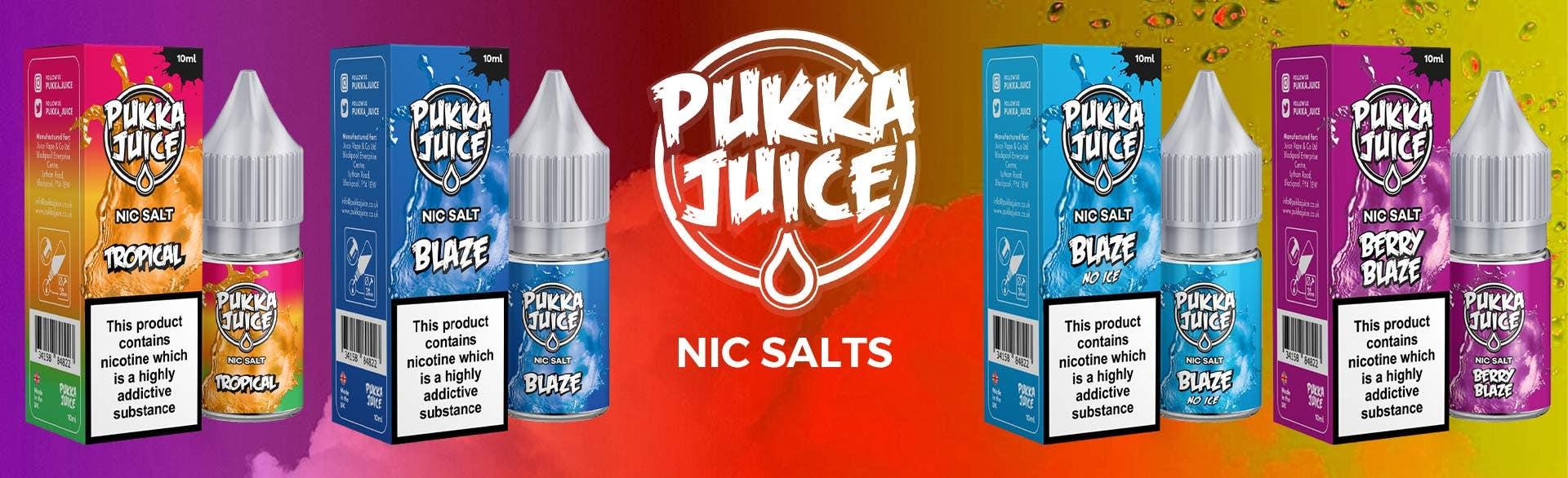 Pukka Juice