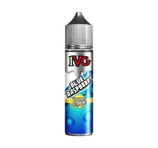 IVG Blue Raspberry 50ml Shortfill E-Liquid