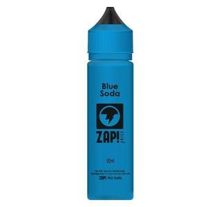 Zap! Blue Soda 50ml Shortfill E-Liquid