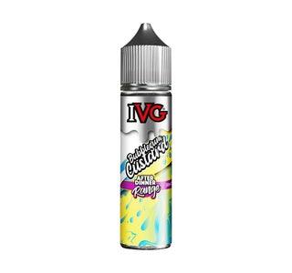 IVG Bubblegum Custard 50ml Shortfill E-Liquid