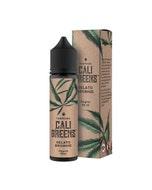 50ml Gelato Brownie Terpenes E-Liquid by Cali Greens