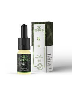 10ml Natural Terpenes CBD Infused E-Liquid - 1000mg
