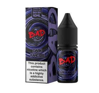 Bad Salt Dark Kandies Nicotine Salt E-Liquid
