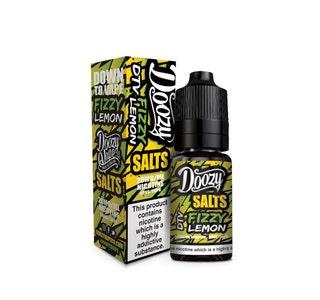 Doozy Salts Fizzy Lemon 10ml Nicotine Salt E-Liquid