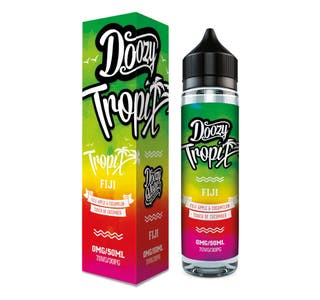 Doozy Tropix Fiji 50ml Shortfill E-Liquid