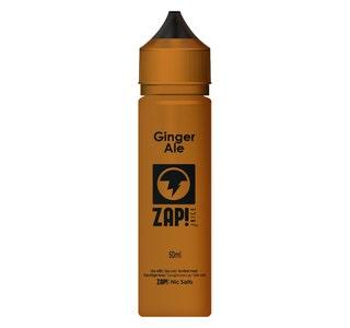 Zap! Ginger Ale 50ml Shortfill E-Liquid