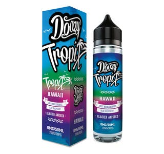 Doozy Tropix Hawaii 50ml Shortfill E-Liquid