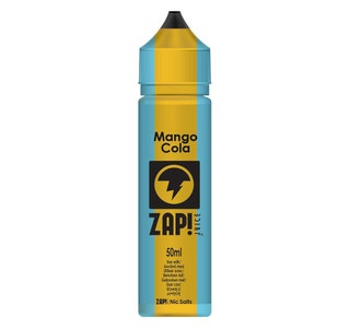Zap! Mango Cola 50ml Shortfill E-Liquid