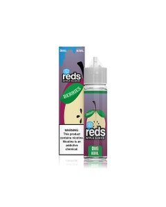 Reds Apple Ejuice Berries Apple Iced 50ml Shortfill E-Liquid