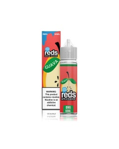 Reds Apple Ejuice Guava Apple Iced 50ml Shortfill E-Liquid
