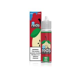 Reds Apple Ejuice Original Apple Iced 50ml Shortfill E-Liquid