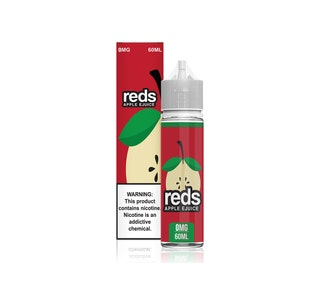 Reds Apple Ejuice Original Apple 50ml Shortfill E-Liquid