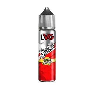 IVG Strawberry Sensation 50ml Shortfill E-Liquid