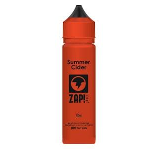 Zap! Summer Cider 50ml Shortfill E-Liquid