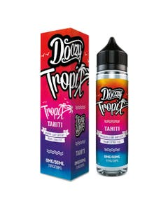 Doozy Tropix Tahiti 50ml Shortfill E-Liquid