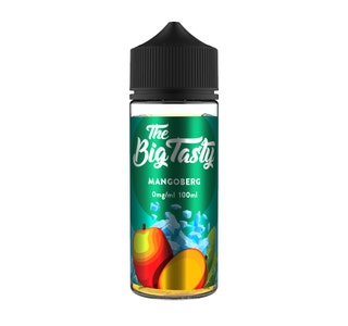 The Big Tasty Mangoberg 100ml Shortfill E-Liquid