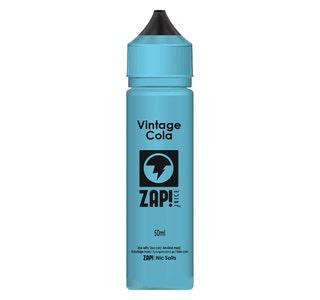 Zap! Vintage Cola 50ml Shortfill E-Liquid