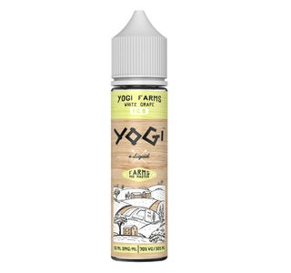 Yogi Farms White Grape Ice 50ml Shortfill E-Liquid
