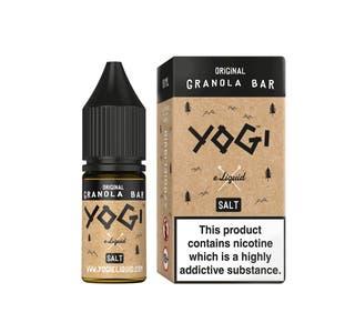 Yogi Granola Orignial  10ml Nicotine Salt E-Liquid (EN)