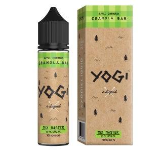 Yogi Granola Apple Cinnamon 50ml Shortfill E-Liquid