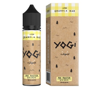 Yogi Granola Lemon 50ml Shortfill E-Liquid