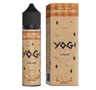 Yogi Granola Vanilla Tobacco 50ml Shortfill E-Liquid