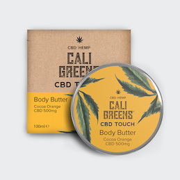 Cali Greens CBD Body Butter