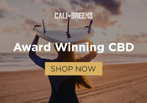 Discover the Cali Greens CBD range. Sustainable CBD-enriched e-liquids, drops and creams that bring you a sense of calmness and serenity.