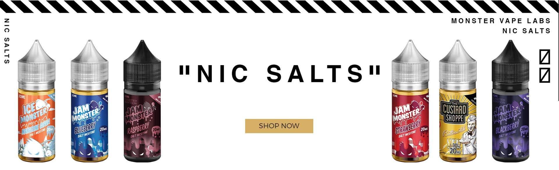Monster Salts