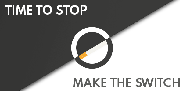 Quit Smoking today - Make the switch with Pod Salt