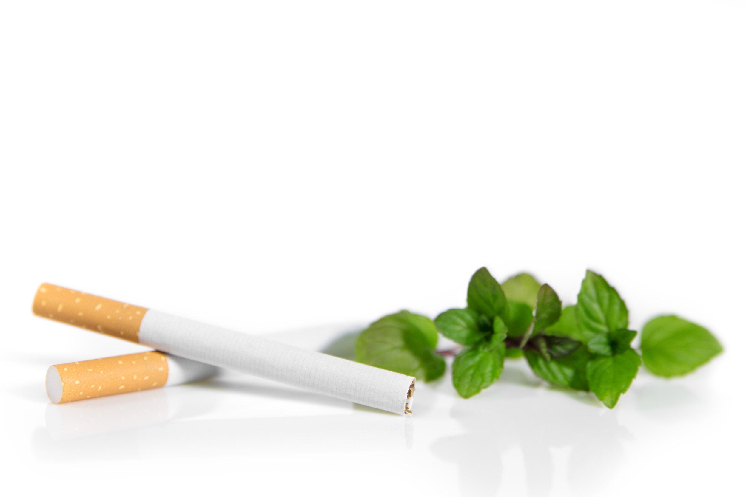 Menthol Cigarette (Image)