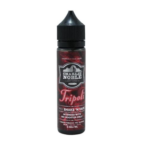 Charlie Noble - Tripoli E Liquid UK